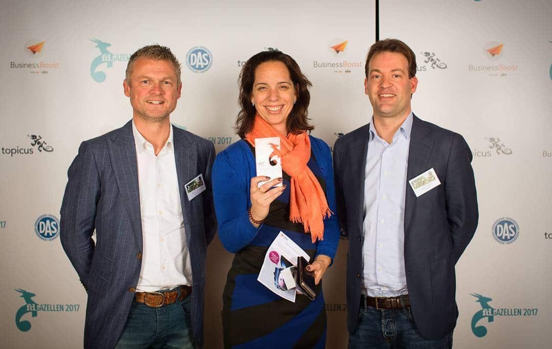 FD Gazellen Award voor Paltrock